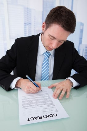 How To Make Contracts That Are Legally Binding