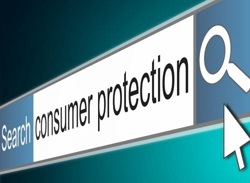 Article: Law sides with consumers
